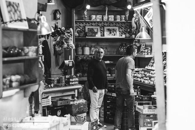 Shop in Jesi, Italy