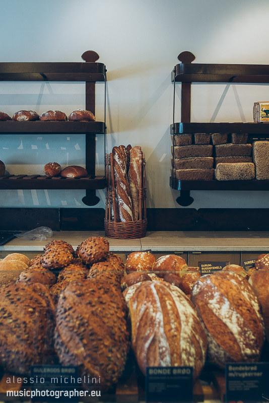 Danish bakery