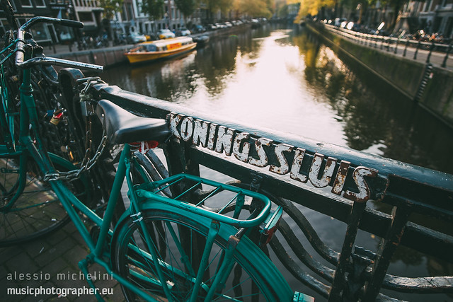 Bike on Amsterdam