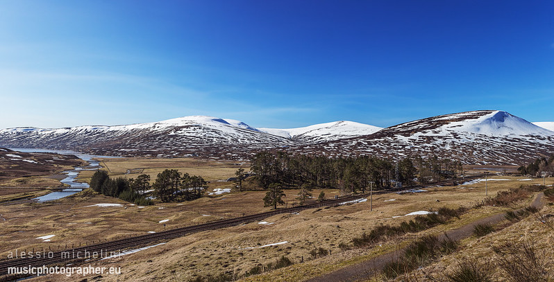 Cairngorms National Park, Scotland