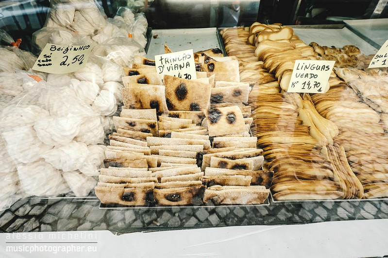Food in Lisbon
